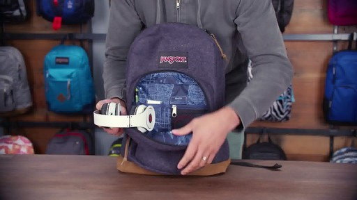 JanSport - Right Pack Digital Backpack - image 9 from the video