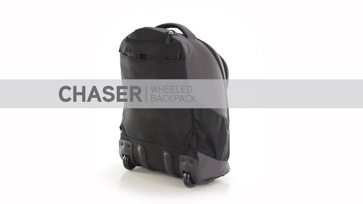High Sierra Chaser Rolling Backpack - eBags.com - image 1 from the video
