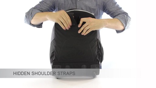 High Sierra Chaser Rolling Backpack - eBags.com - image 2 from the video