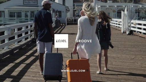 Lojel Groove Frame Luggage - on eBags.com - image 10 from the video