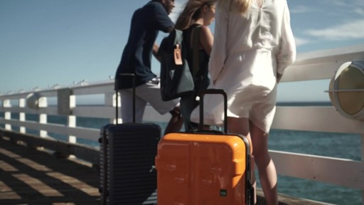 Lojel Groove Frame Luggage - on eBags.com - image 8 from the video