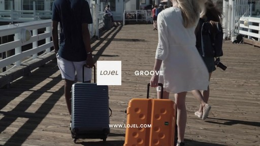 Lojel Groove Frame Luggage - on eBags.com - image 9 from the video