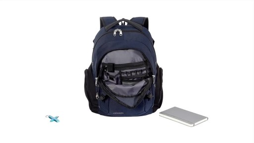 Shop the eBags Clip Laptop Backpack - image 3 from the video