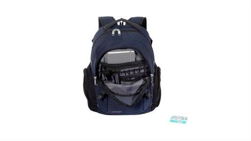 Shop the eBags Clip Laptop Backpack - image 4 from the video