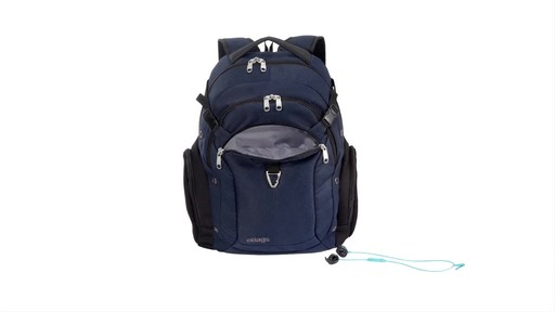 Shop the eBags Clip Laptop Backpack - image 6 from the video