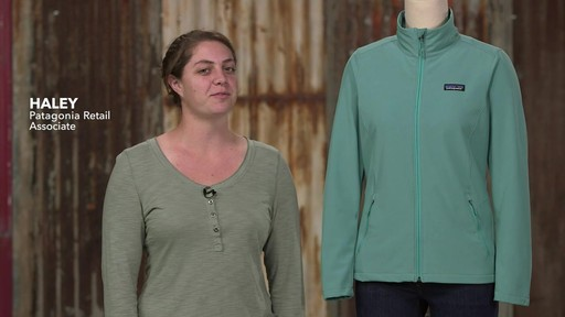 Patagonia Womens Sidesend Jacket - image 1 from the video