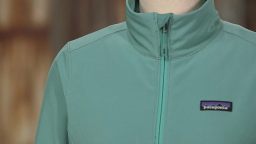Patagonia Womens Sidesend Jacket - image 2 from the video