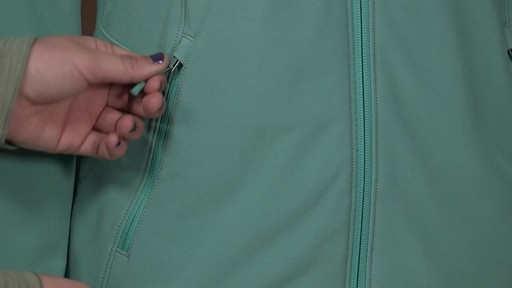 Patagonia Womens Sidesend Jacket - image 7 from the video