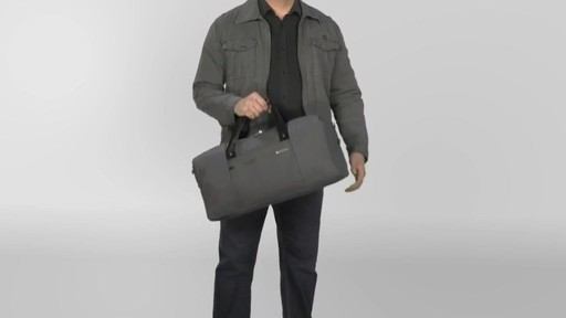 Briggs & Riley Kinzie Street Simple Duffle - image 4 from the video