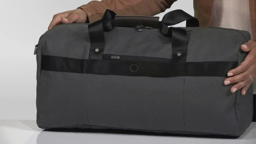 Briggs & Riley Kinzie Street Simple Duffle - image 7 from the video