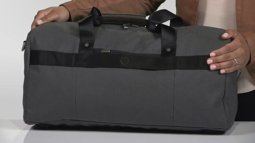 Briggs & Riley Kinzie Street Simple Duffle - image 8 from the video