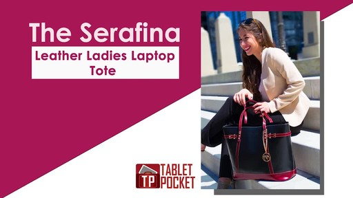 McKlein USA Serafina Tote - image 2 from the video
