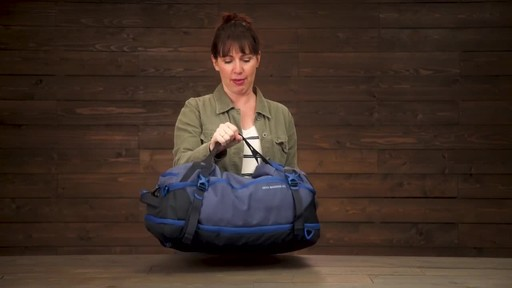 Eagle Creek Gear Warrior Travel Pack 45L - image 2 from the video