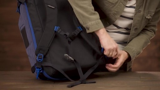 Eagle Creek Gear Warrior Travel Pack 45L - image 3 from the video