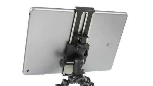 Joby GripTight PRO Tablet Mount with GorillaPod - image 1 from the video