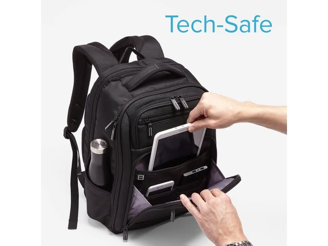 Samsonite Executive Series Laptop Backpack - image 1 from the video