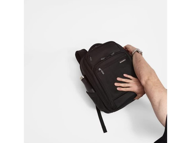 Samsonite Executive Series Laptop Backpack - image 9 from the video