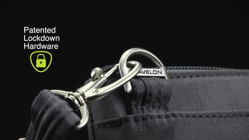Travelon Anti-Theft Crossbody and RFID Clutch Wallet Set- Exclusive - image 4 from the video