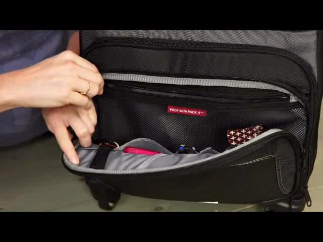 Eagle Creek Flyte Pop Top AWD - eBags.com - image 10 from the video