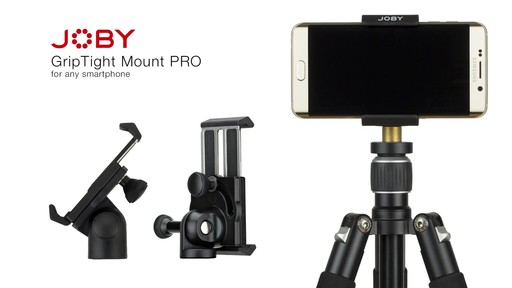 Joby GripTight PRO Smartphone Mount - image 10 from the video