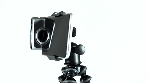 Joby GripTight PRO Smartphone Mount - image 3 from the video