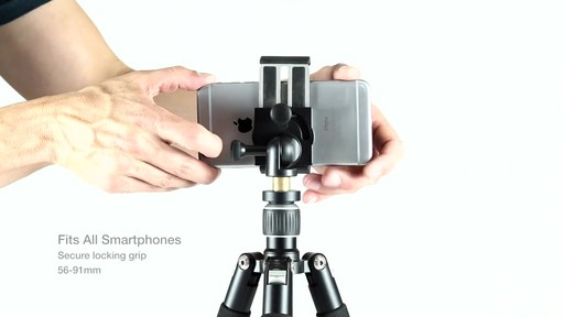 Joby GripTight PRO Smartphone Mount - image 4 from the video