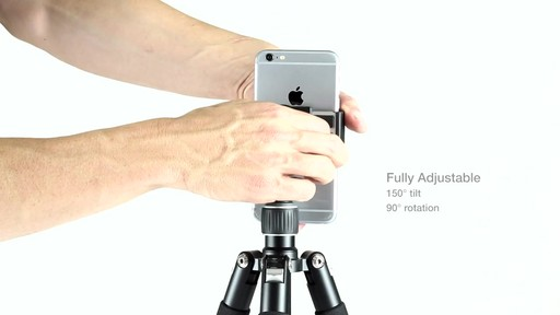 Joby GripTight PRO Smartphone Mount - image 5 from the video