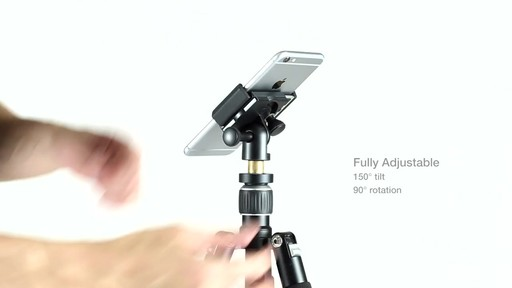 Joby GripTight PRO Smartphone Mount - image 6 from the video