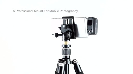 Joby GripTight PRO Smartphone Mount - image 7 from the video