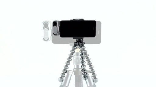 Joby GripTight PRO Smartphone Mount - image 8 from the video