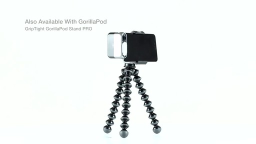 Joby GripTight PRO Smartphone Mount - image 9 from the video