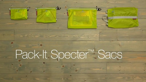 Eagle Creek Pack-It Specter Sac - image 10 from the video