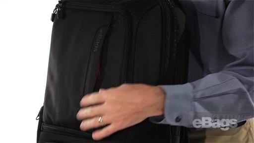 TLS Professional Slim Laptop Backpack - image 2 from the video