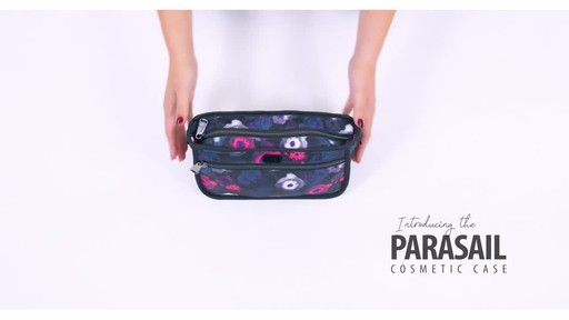 Lug Parasail Ripple Cosmetic Case - image 10 from the video