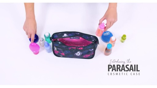 Lug Parasail Ripple Cosmetic Case - image 3 from the video