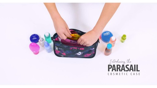 Lug Parasail Ripple Cosmetic Case - image 4 from the video