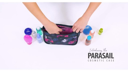 Lug Parasail Ripple Cosmetic Case - image 6 from the video