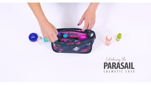 Lug Parasail Ripple Cosmetic Case - image 7 from the video