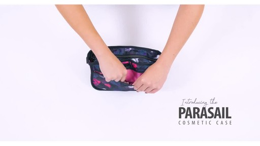Lug Parasail Ripple Cosmetic Case - image 8 from the video