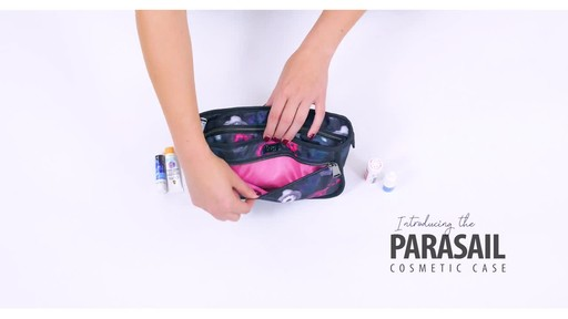 Lug Parasail Ripple Cosmetic Case - image 9 from the video