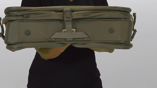Briggs & Riley Deluxe Garment Bag - image 5 from the video