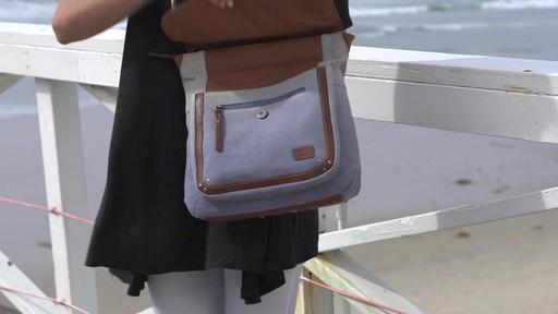 The Sak Ventura Convertible Backpack Handbag Image 1 From Video