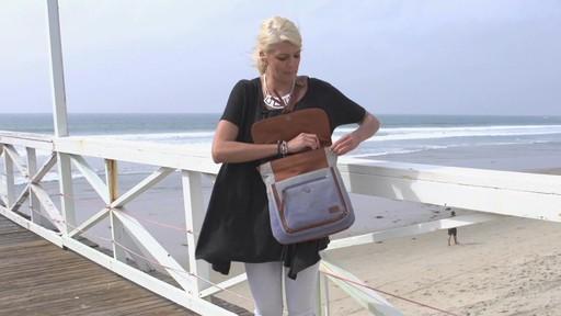 The Sak Ventura Convertible Backpack Handbag - image 10 from the video
