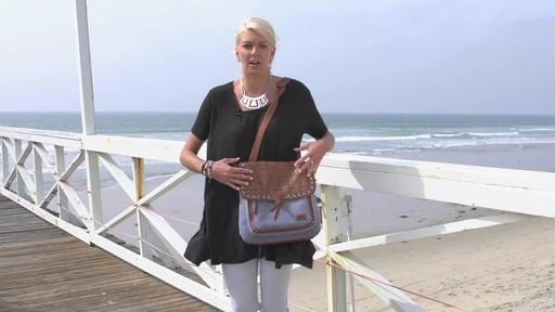 The Sak Ventura Convertible Backpack Handbag - image 2 from the video