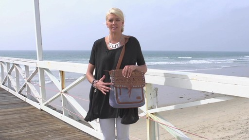 The Sak Ventura Convertible Backpack Handbag - image 3 from the video
