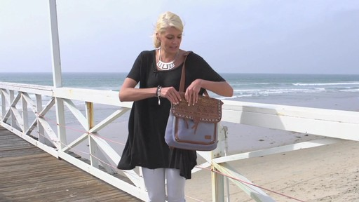 The Sak Ventura Convertible Backpack Handbag - image 4 from the video