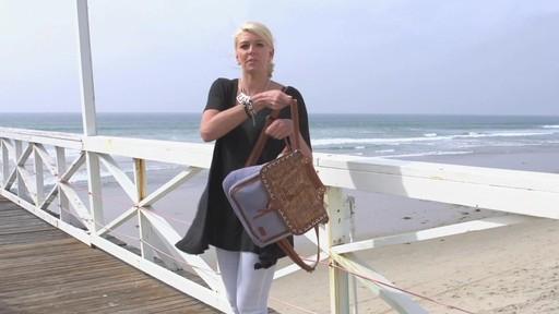 The Sak Ventura Convertible Backpack Handbag - image 5 from the video