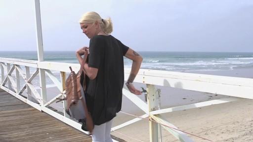 The Sak Ventura Convertible Backpack Handbag - image 6 from the video