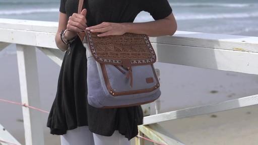 The Sak Ventura Convertible Backpack Handbag - image 7 from the video