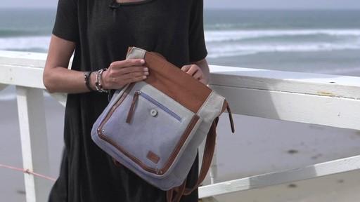 The Sak Ventura Convertible Backpack Handbag - image 9 from the video